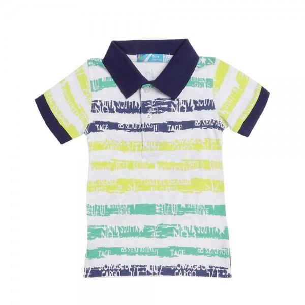 057cd08a6b8 Παιδική Μπλούζα In-Time 22-216605-5 Λαχανί Αγόρι
