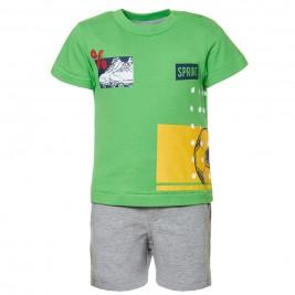 Παιδικό Σετ-Σύνολο Sprint 21782011 Πράσινο Αγόρι