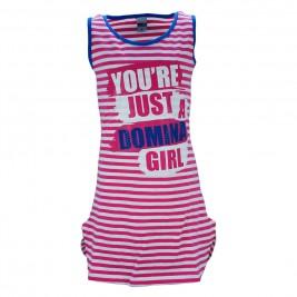 Παιδικό Φόρεμα Domina 173199 Φούξια Κορίτσι