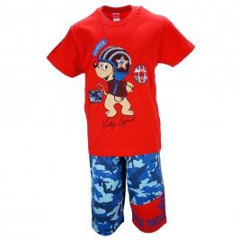Παιδικό Σετ-Σύνολο Joyce 7163 Κόκκινο Αγόρι