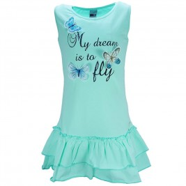 Παιδικό Φόρεμα Domina 173128 Βεραμάν Κορίτσι