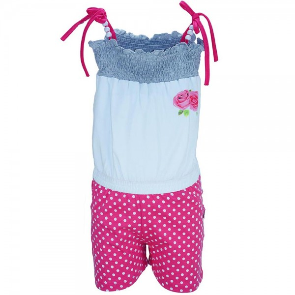 7b2d865bb1c Παιδική Ολόσωμη Φόρμα Domina 161032 Denim Κορίτσι. Παιδικά Ρούχα ...