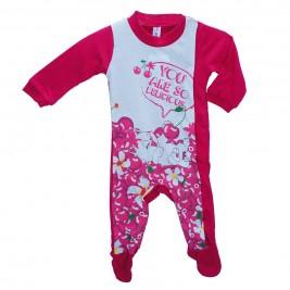 Παιδική Πυτζάμα Dreams 17028 Φούξια Κορίτσι