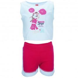 Παιδικό Σετ-Σύνολο Joyce 7030 Φούξια Κορίτσι