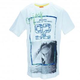 Παιδική Μπλούζα Amaretto A1753 Εκρού Αγόρι