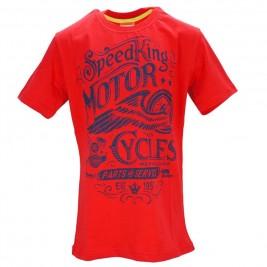Παιδική Μπλούζα Amaretto A1752 Κόκκινο Αγόρι
