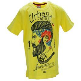 Παιδική Μπλούζα Amaretto A1749 Κίτρινο Αγόρι