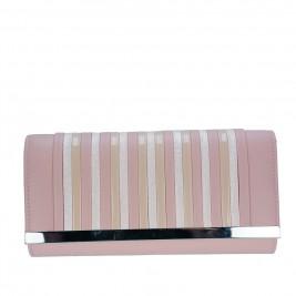 Γυναικείος Φάκελος Verde 01-0001043 Ροζ