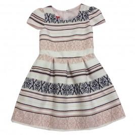 Παιδικό Φόρεμα Chief 4012 Εμπριμέ Κορίτσι