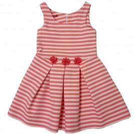 Παιδικό Φόρεμα Chief 4011 Κοραλί Κορίτσι