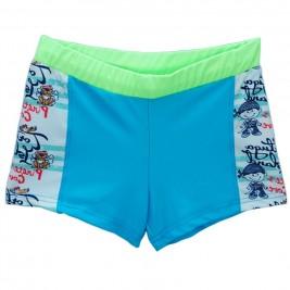Παιδικό Μαγιώ Aquamania S7-A07-531 Σιέλ Αγόρι
