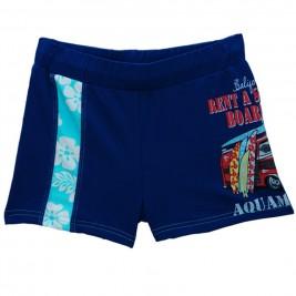 Παιδικό Μαγιώ Aquamania S7-A07-550 Μπλε Αγόρι