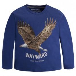 Παιδική Μπλούζα Mayoral 4025 Μπλε Αγόρι
