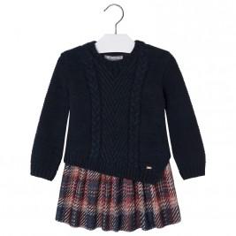 Παιδικό Φόρεμα Mayoral 4943 Μπλε Κορίτσι