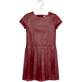 Παιδικό Φόρεμα Mayoral 7941 Μπορντώ Κορίτσι
