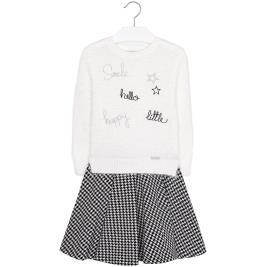 Παιδικό Φόρεμα Mayoral 7929 Ανθρακί Κορίτσι