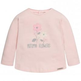 Βρεφική Μπλούζα Mayoral 2051 Ροζ Κορίτσι