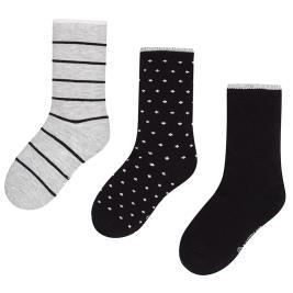 Παιδικές Κάλτσες Σετ Mayoral 10300 Μαύρο Αγόρι