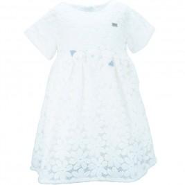 Παιδικό Φόρεμα Εβίτα 175220 Εκρού Κορίτσι