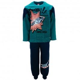 Παιδική Φόρμα-Σετ Joyce 7550 Πράσινο Αγόρι