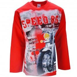 Παιδική Μπλούζα Trax 33872 Κόκκινο Αγόρι