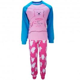 Παιδική Πυτζάμα Dreams 17903 Ροζ Γαλάζιο Κορίτσι