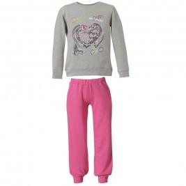 Παιδική Φόρμα-Σετ Energiers 16-117290-0 Φούξια Κορίτσι
