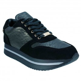 Γυναικεία Sneakers Xti 47262 Μαύρο