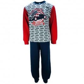 Παιδική Πυτζάμα Dreams 17613 Μπλε Κόκκινο Αγόρι