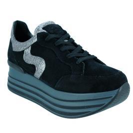 Γυναικεία Sneakers Sante Grumman 97101 Μαύρο