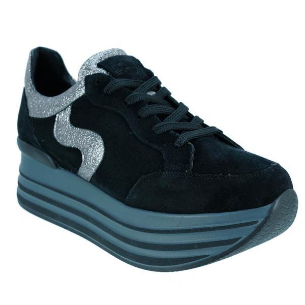 Γυναικεία Sneakers Sante Grumman 97101 Μαύρο 8fc464b843f