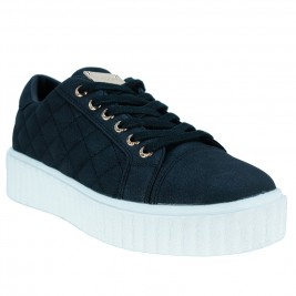 Γυναικεία Sneakers Renato Garini 703091 Μαύρο