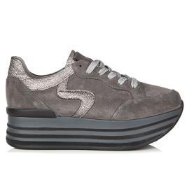Γυναικεία Sneakers Sante Grumman 97101 Γκρι