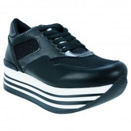 Γυναικεία Sneakers Exe Brenda-413 Μαύρο