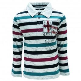 Παιδική Μπλούζα NCollege 18-914 Ριγε Αγόρι