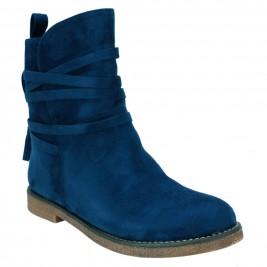 Γυναικείο Μποτάκι Exe Amazon-163 Μπλε