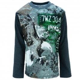 Παιδική Μπλούζα NCollege 18-9022 Εμπριμέ Αγόρι