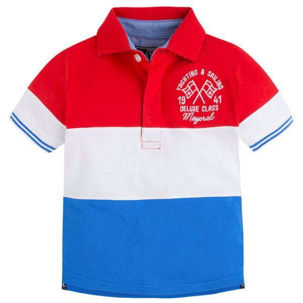 Παιδική Μπλούζα Mayoral 3118 Κόκκινο Αγόρι. Παιδικά Ρούχα - Παιδική ... 885e1f5c117