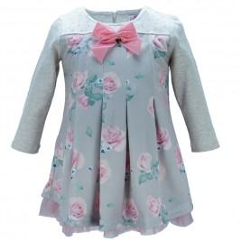 Παιδικό Φόρεμα Εβίτα 175294 Μπεζ Κορίτσι