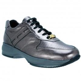 Γυναικείο Sneakers Toutounis 3682 Μπρονζέ