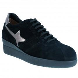 Γυναικείο Sneakers Toutounis 5076 Μαύρο