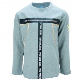 Παιδική Μπλούζα Ativo WS-0193 Γκρι Αγόρι