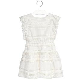 Παιδικό Φόρεμα Mayoral 6954-079 Εκρού Κορίτσι