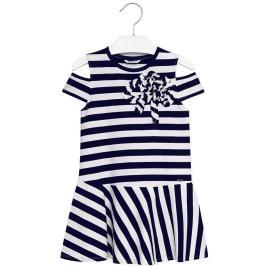 Παιδικό Φόρεμα Mayoral 6940-010 Navy Κορίτσι