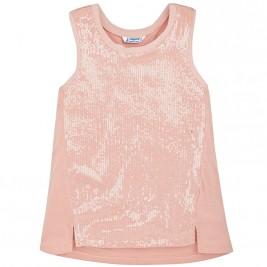 Παιδική Μπλούζα Mayoral 6066-050 Nude Κορίτσι