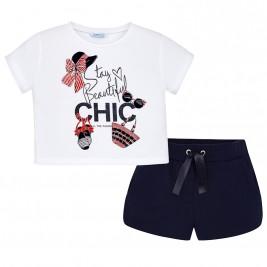 Παιδικό Σετ-Σύνολο Mayoral 6226-054 Μπλε Κορίτσι
