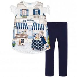 Παιδικό Σετ-Σύνολο Mayoral 6716-035 Μπλε Κορίτσι