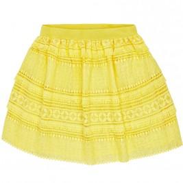 Παιδική Φούστα Mayoral 6910-079 Κίτρινο Κορίτσι