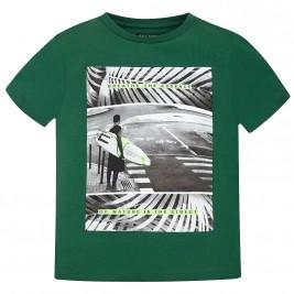 Παιδική Μπλούζα Mayoral 6092-056 Πράσινο Αγόρι