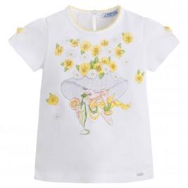 Παιδική Μπλούζα Mayoral 3010-055 Κίτρινο Κορίτσι